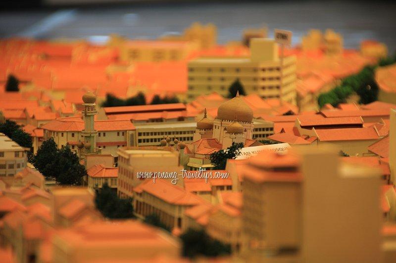 Kapitan Keling Mosque 3D Model