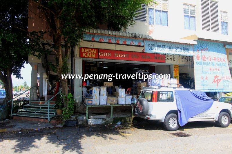 Kedai Kain Goh Huat