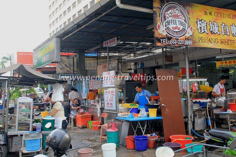 Kedai Kopi Goh Chew, New Lane