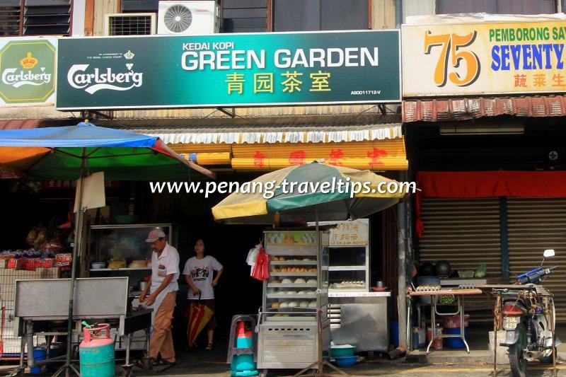 Kedai Kopi Green Garden, Balik Pulau