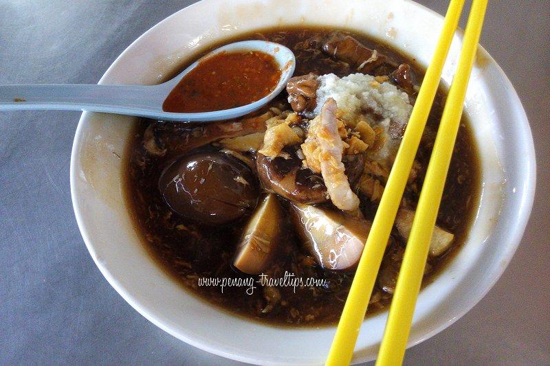 Kedai Kopi Thor Pheng Cheng lor mee