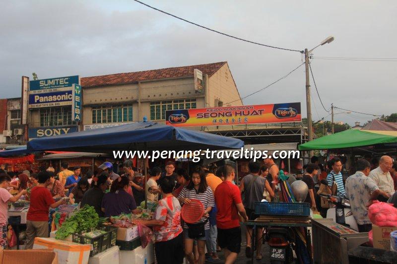 Kedai Makanan Seong Huat, Jelutong