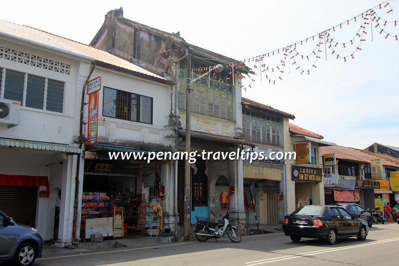 Kedai Runcit Ghee Foh Sin, Balik Pulau