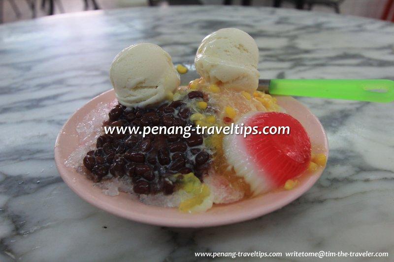 Kek Seng Ice Kacang