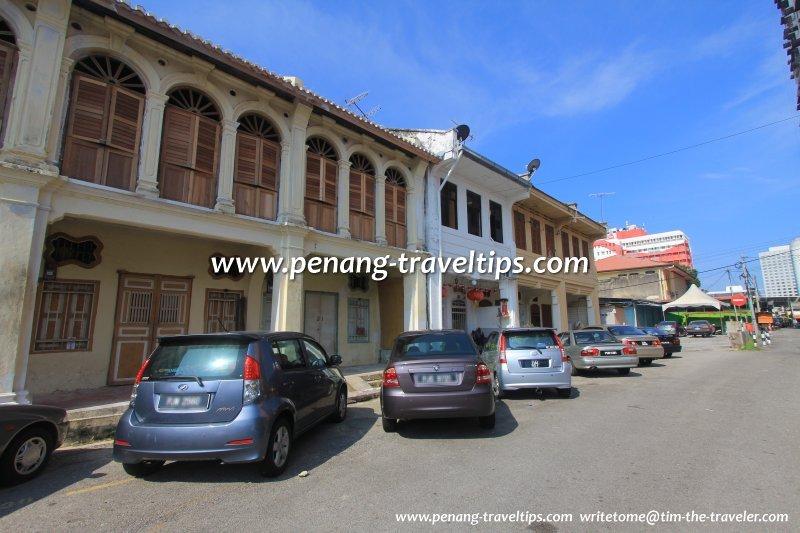 Kelantan Road, George Town