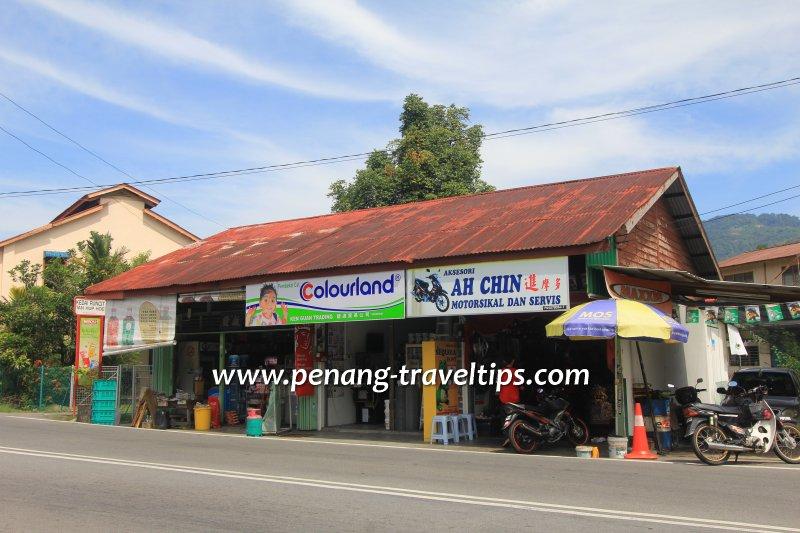 Ken Guan Trading, Balik Pulau