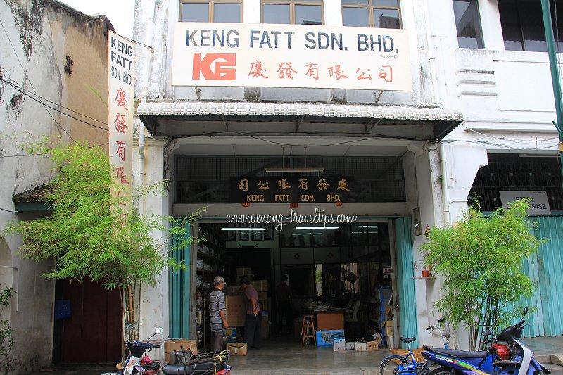 Keng Fatt Sdn Bhd