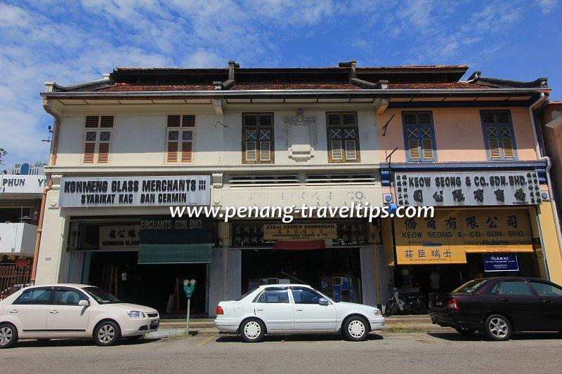 Keow Seong & Co, Chulia Street