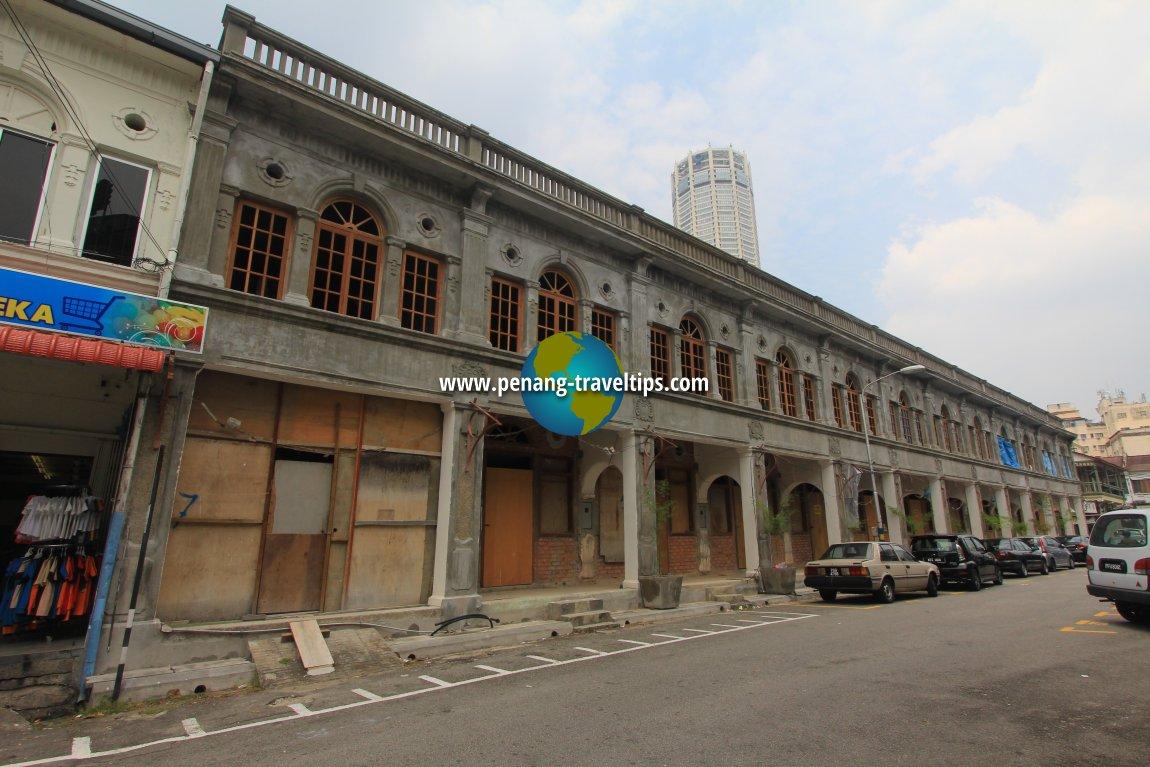 Khoo Sian Ewe Road, George Town, Penang