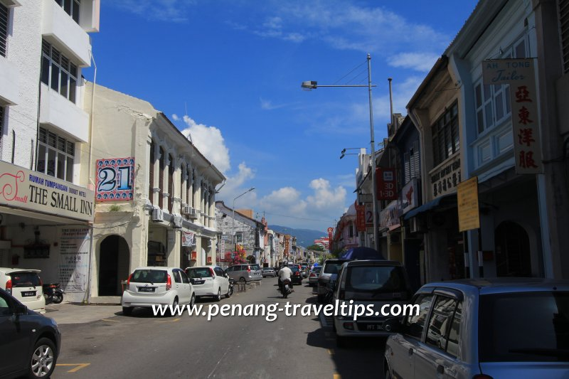 Kimberley Street, George Town