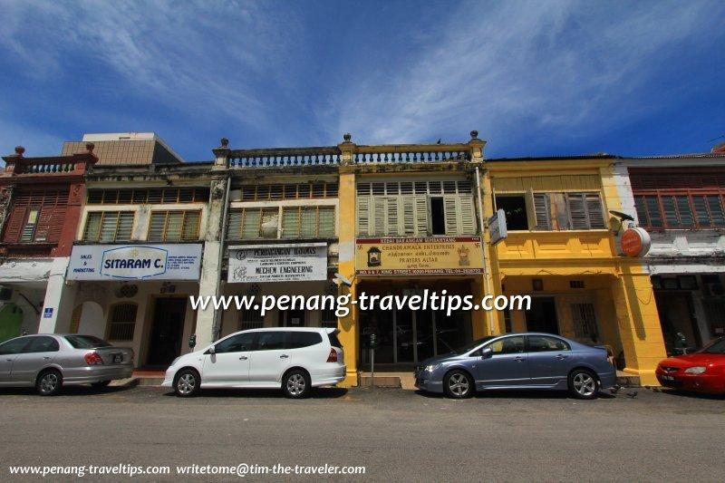 King Street, Penang