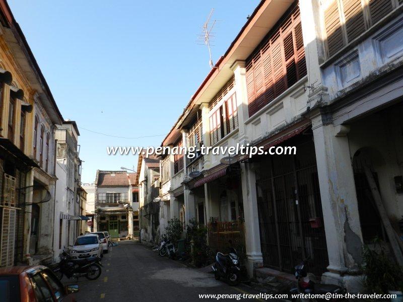 Klang Street George Town Penang