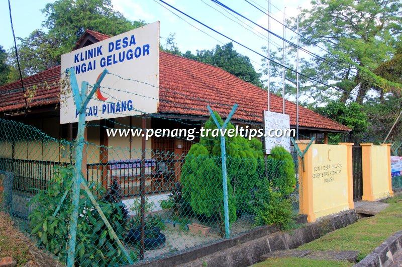 Klinik Desa Sungai Gelugor
