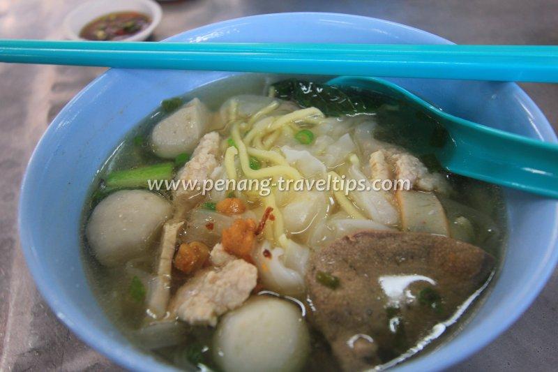 Koay teow thng, Batu Lanchang Hawker Centre