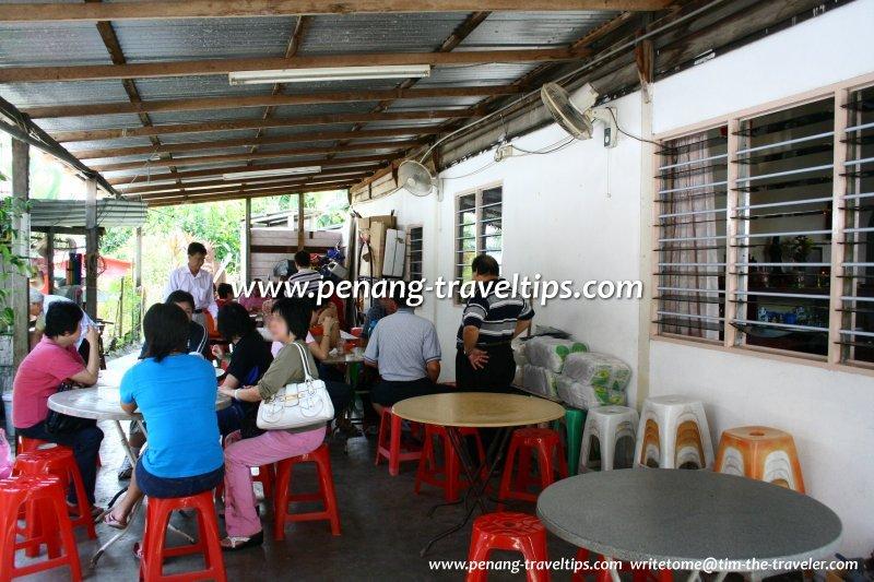 Kuala Jalan Bahru Hokkien Mee Coffee Shop, Balik Pulau