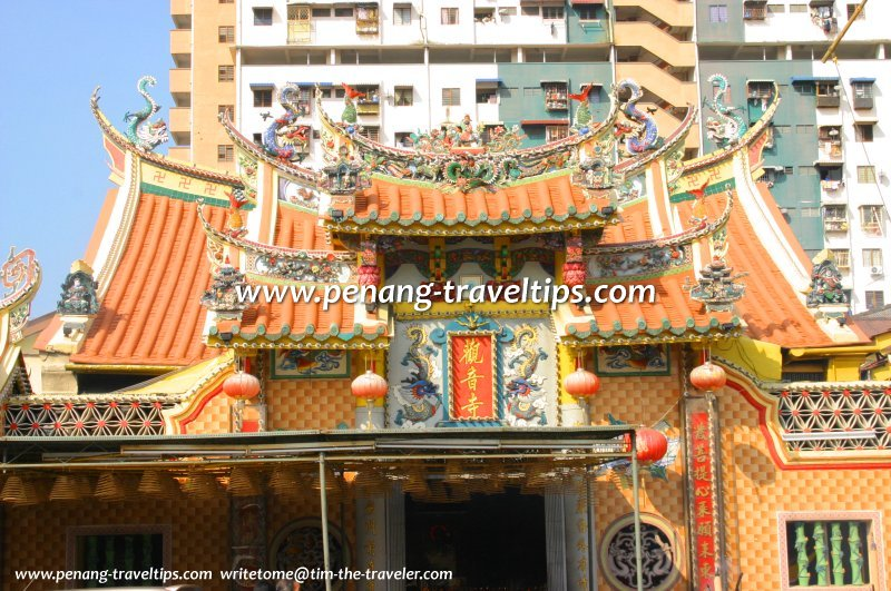 Kuan Yin See, front façade