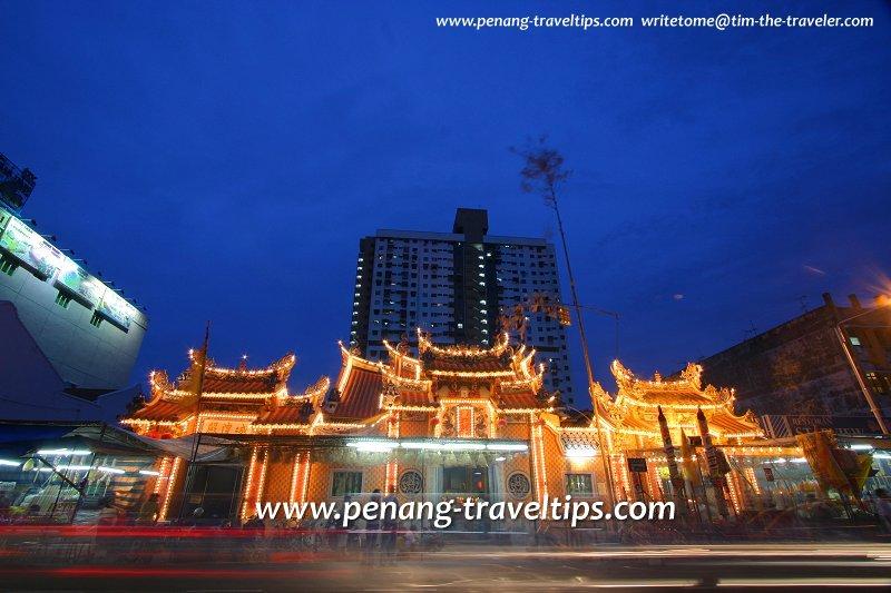 Kuan Yin See, George Town, Penang
