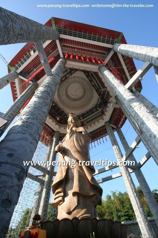 Kuan Yin Statue, Kek Lok Si