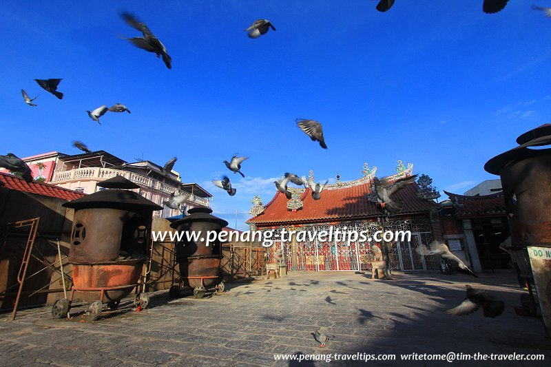 Kuan Yin Teng, oldest Chinese temple in George Town, Penang