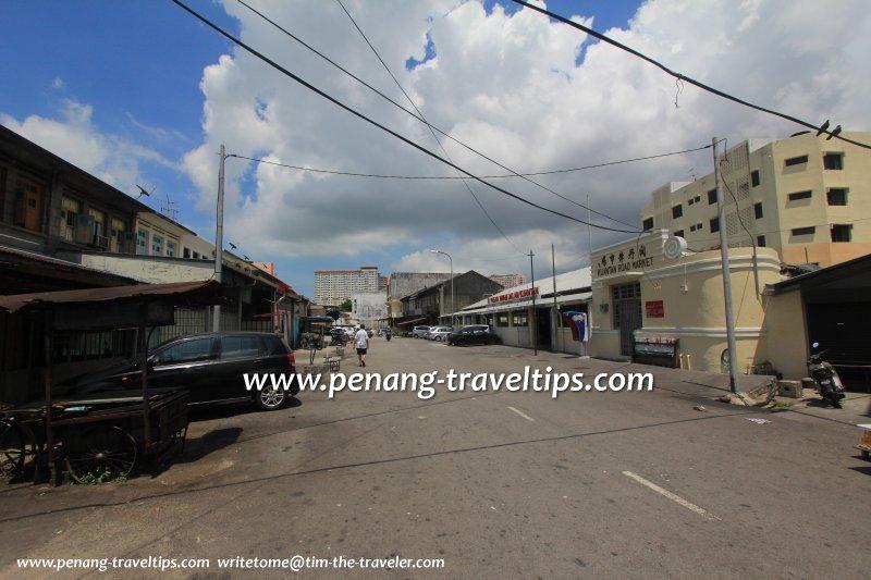 Kuantan Road Jalan Kuantan Roads Of George Town