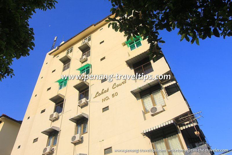 Lahat Court Apartment