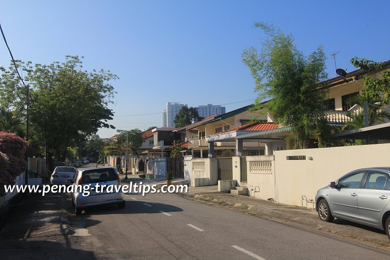 Landed properties in Penang