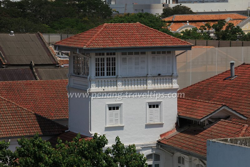 Lantern, Foo Tye Sin Mansion