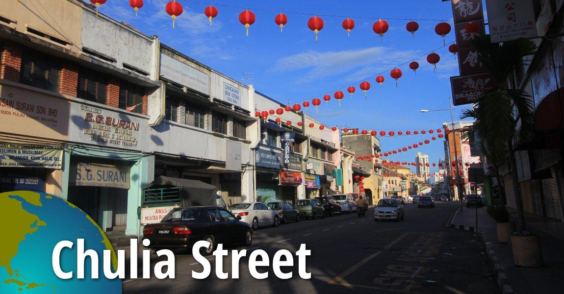 Chulia Street, George Town
