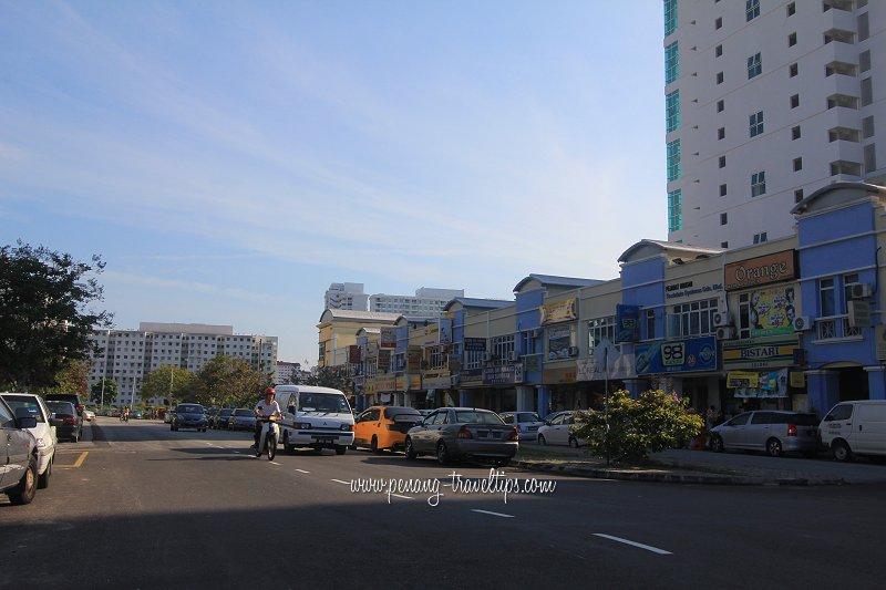 Lebuh Sungai Pinang 1, Bandar Sri Pinang