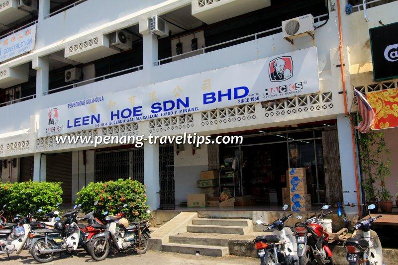 Leen Hoe Sdn Bhd