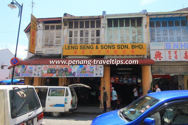 Leng Seng & Sons, Campbell Street