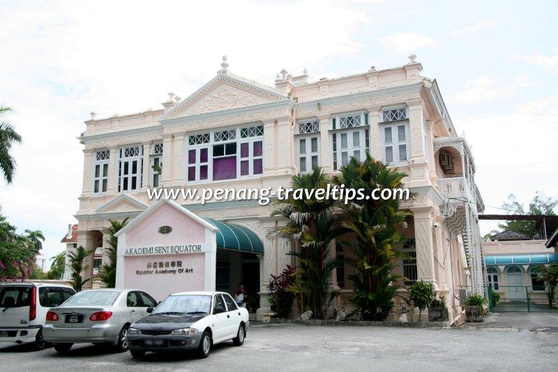 Leong Fee Mansion