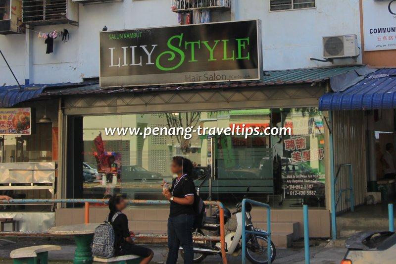 Lily Style Hair Salon, Macallum Street Ghaut