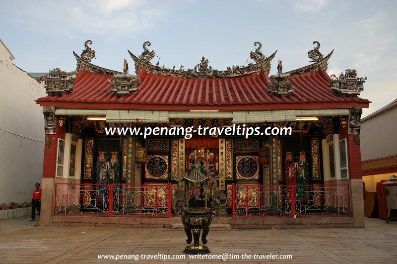 Lim Kongsi (Kew Leong Tong), George Town, Penang