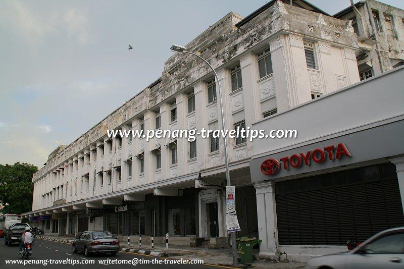 Lim Lean Teng Mansions
