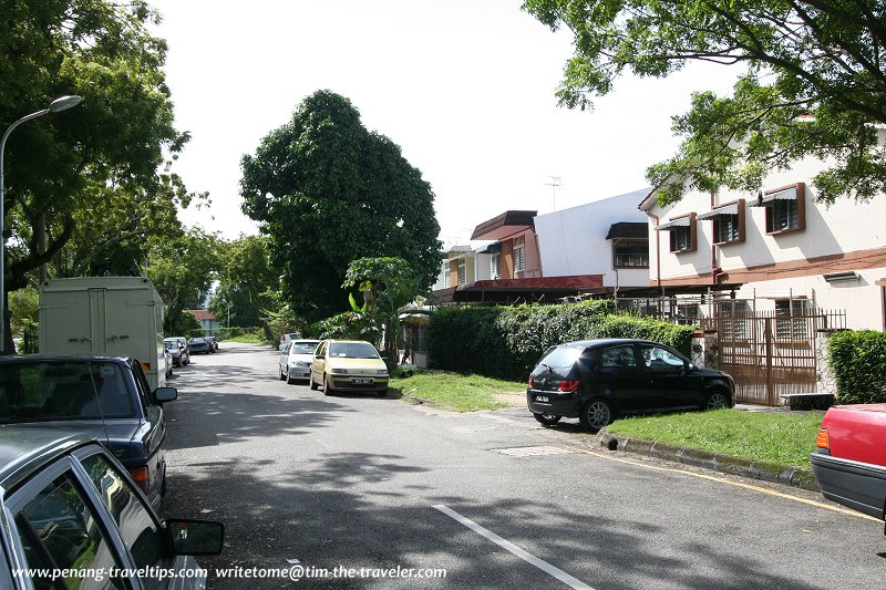 Raja Gopal Road (Jalan Raja Gopal), George Town, Penang