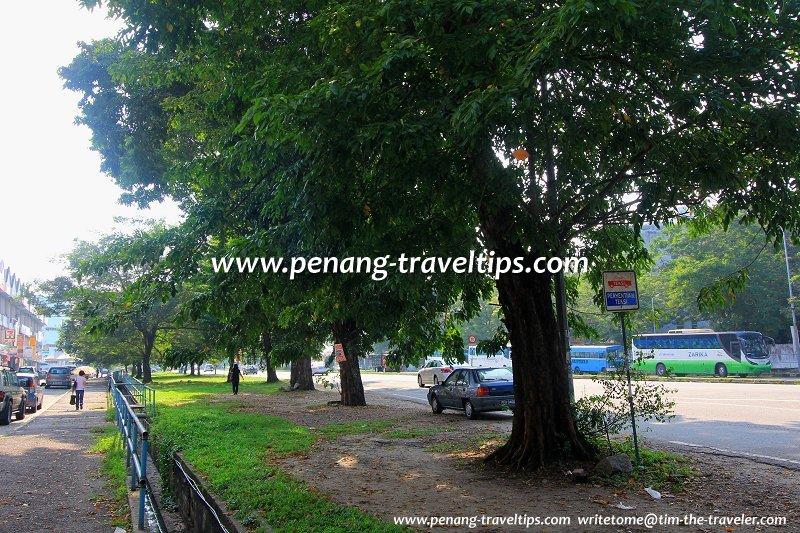 Jalan Tun Dr Awang Penang