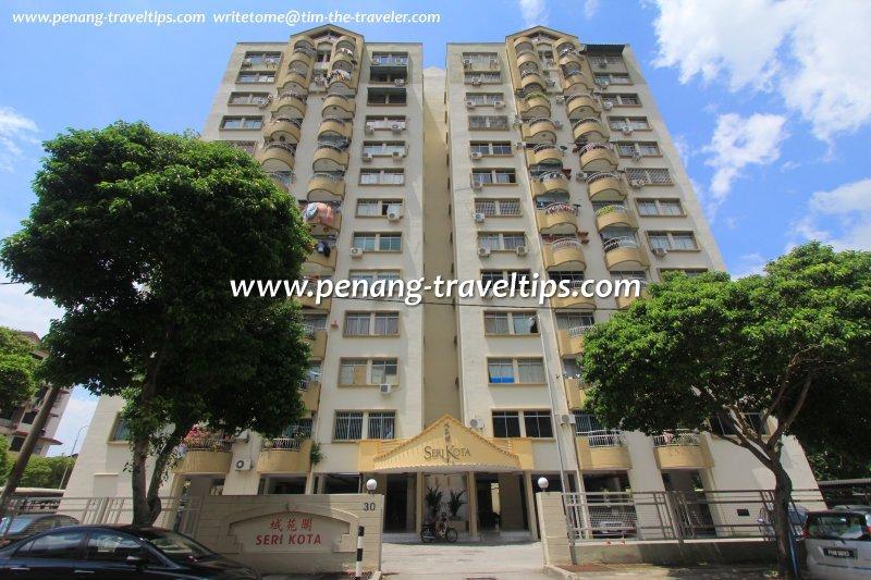 Seri Kota Apartment