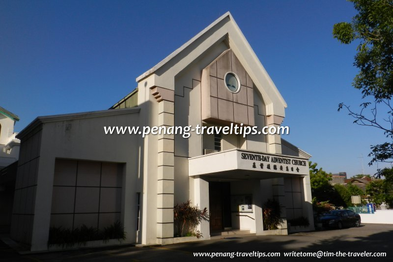 Seventh-Day Adventist Church, George Town, Penang