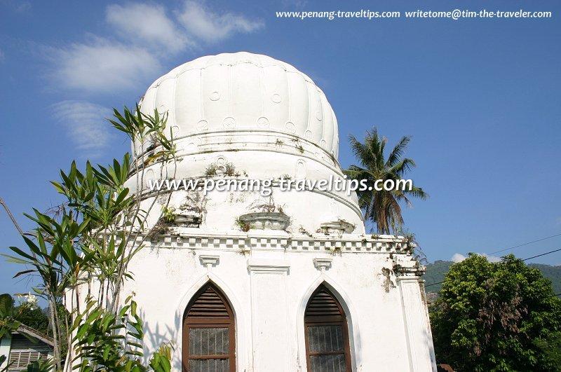 Sheikh Omar Basheer Mausoleum, Air Itam