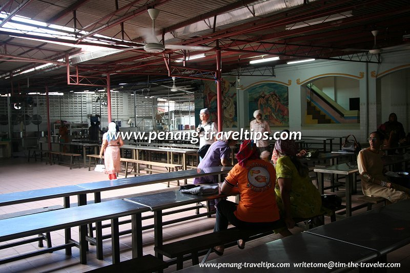 Sikh Gurdwara canteen