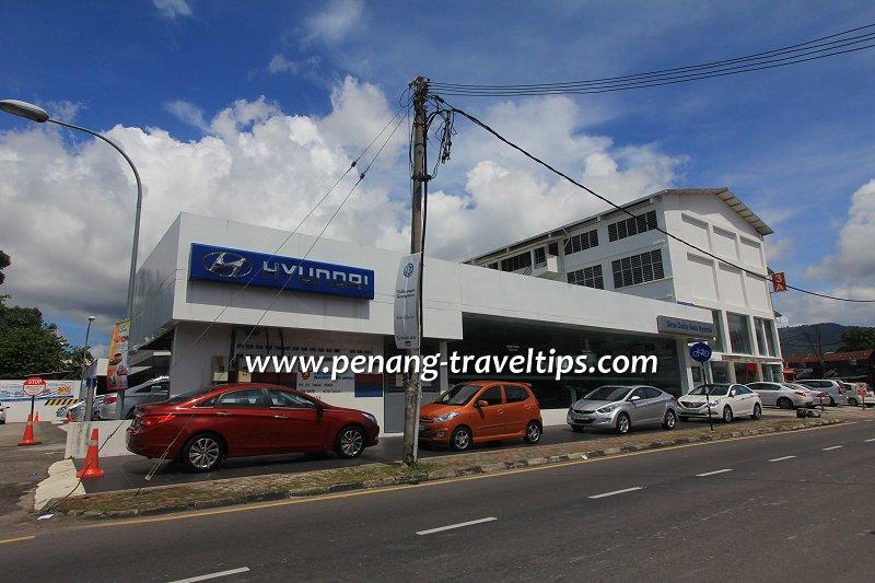 Sime Darby Auto Hyundai 3S Centre
