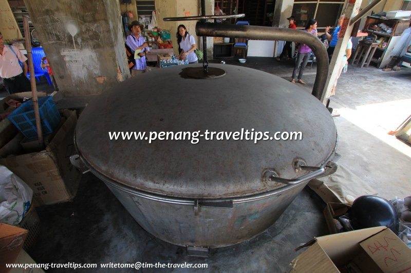 Soyabean cooker