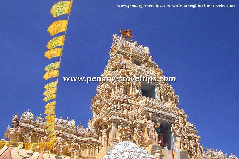 Sri Krishna Bagawan Alayam Temple, Taman Pekaka, Sungai Dua