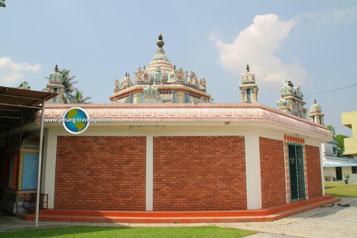 Sri Ramar Temple, Dhoby Ghaut, Penang