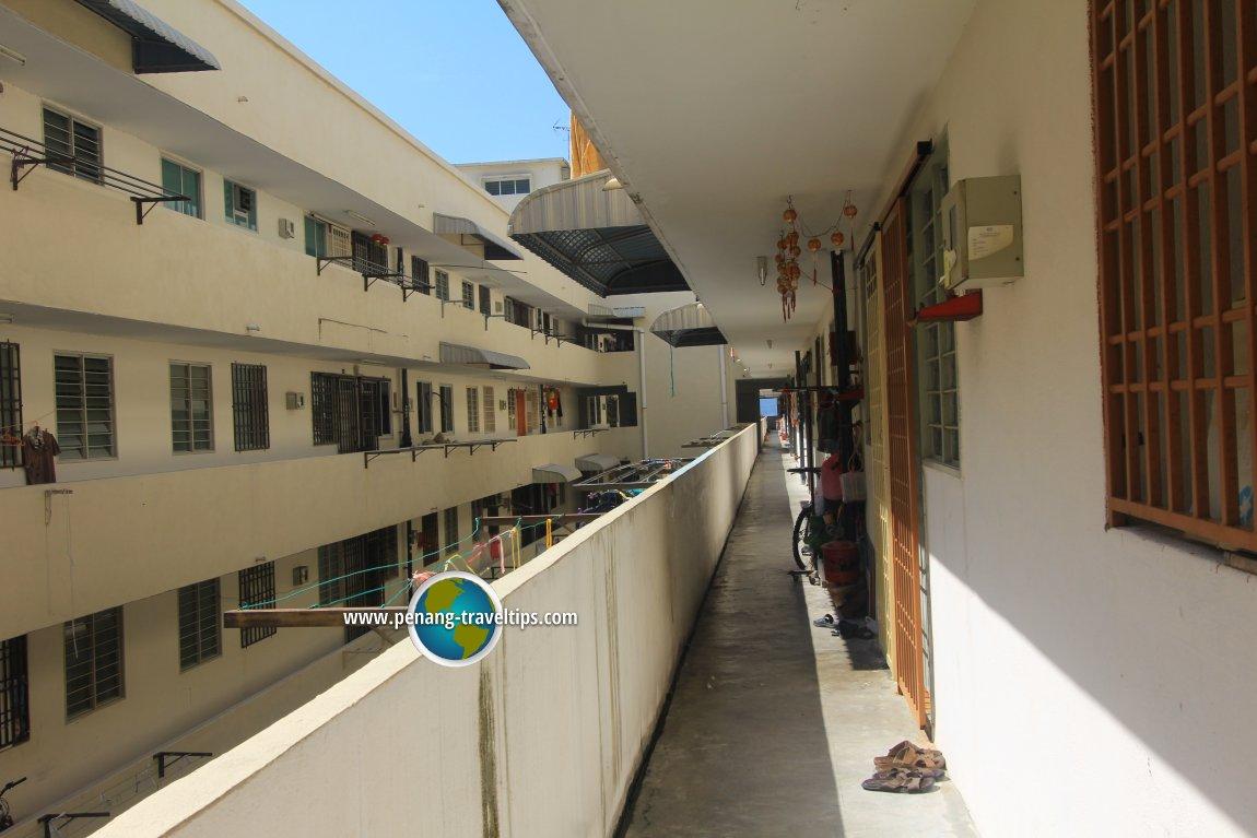 Sri Saujana Apartment, Macallum Street Ghaut