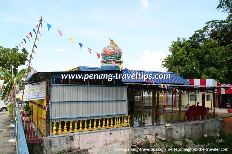 Sri Sivasakthi Temple, Jalan Air Itam, Penang