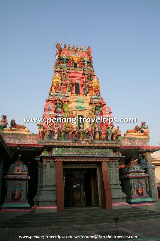 Sri Veerama Kaliamman Devasthanam, Gelugor