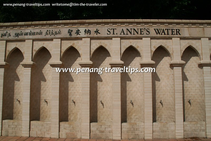 St Anne's Water