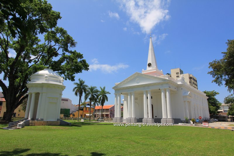 Anglican Church of St George the Martyr, George Town, Penang